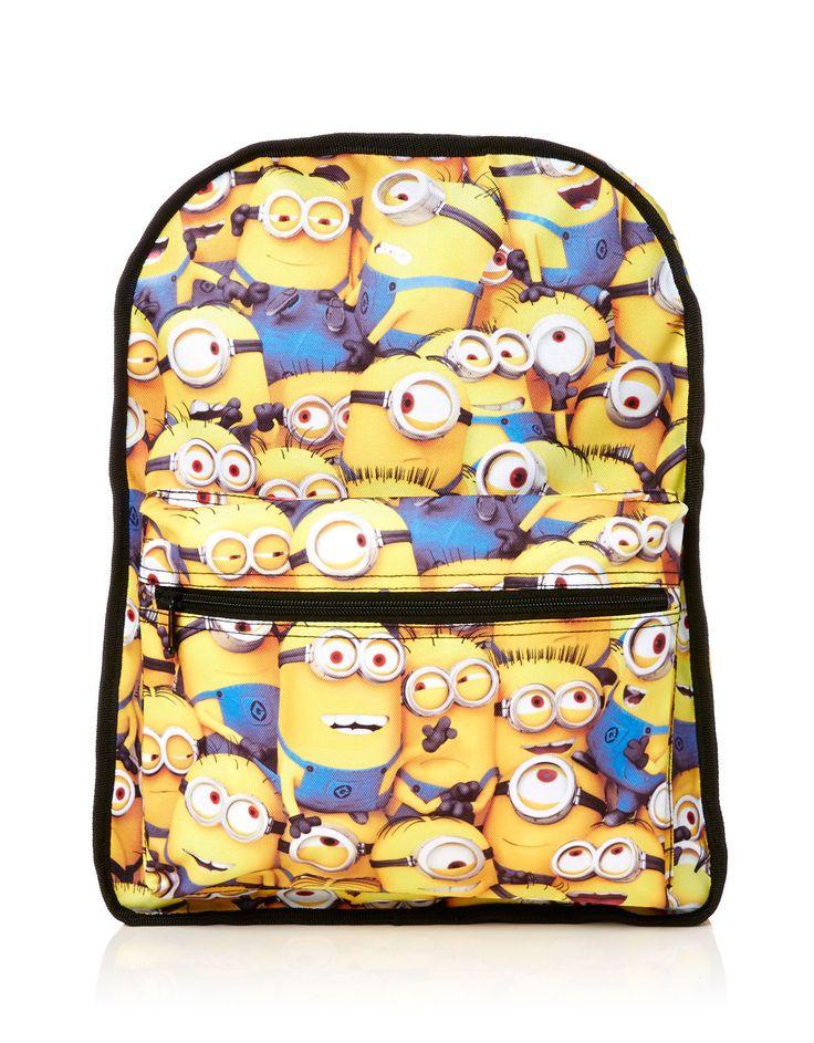 Minions Reversible Backpack | Jay Jays