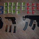 Škorpion + CZ70 + náboje: Dobrý den, prodám Škorpion + 3 zásobníky. CZ70 + 3 zásobníky (jeden nemá botku) + pouzdro Dasta a k tomu 675 nábojů 7,65 Browning (stejná munice pro obě zbraně). Vše co je na fotkách.https://s3.eu-central-1.amazonaws.com/data.huntingbazar.com/11132-skorpion-cz70-naboje-pistole.jpg