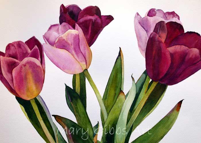 Flowers | Maria Gibbs Arte