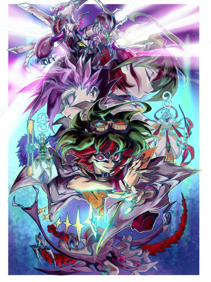 oscuridad en el alma Yugioh personajes, Yugioh, Yuya