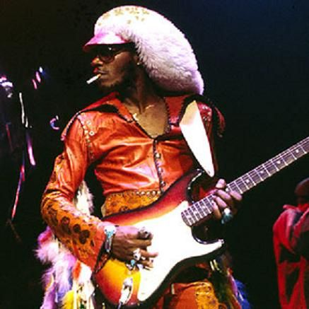 """Someone told Eddie Hazel of Funkadelic to """"play like your mama just died..."""" The result was """"Maggot Brain""""  So amazing."""