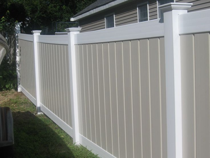 181 Best Images About Pvc Fence On Pinterest