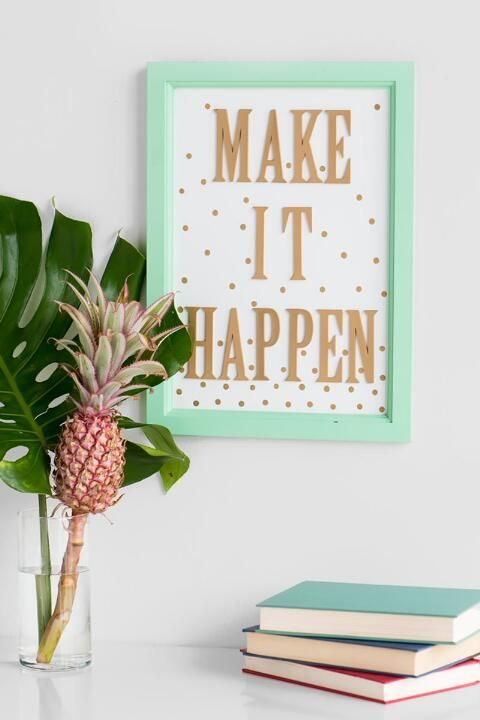 Cute Office Wall Decor : Ideas about cute office decor on