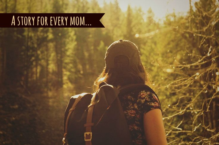 A story for every mom who's ever felt guilty