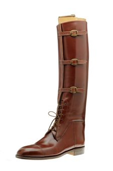 John Lobb Greenly boot. Father in heaven please find a man that can do this Justice!!! Sheesh!