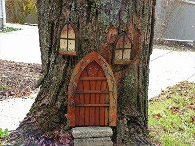 Tinker Fairy - Titusville PA - Wee Folk Fairy Doors on Waymarking.com & 73 best 30 Fairy Doors images on Pinterest   Fairy gardens ... pezcame.com