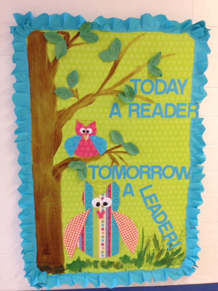 Classroom Bulletin Board Ideas With Owls ~ Best ideas about owl bulletin boards on pinterest