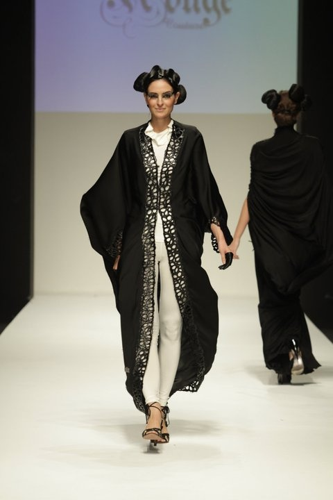 Rouge Couture Dubai Fashion Week - [SS11] Day 5, Show 3