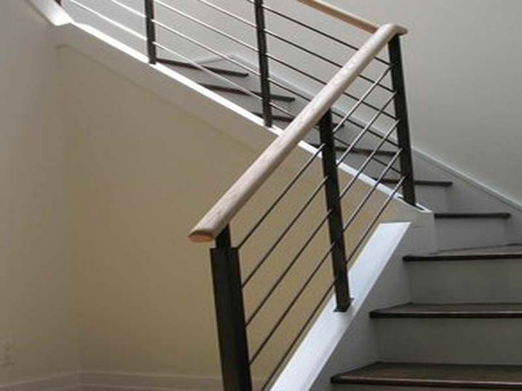 Marvelous Interior Wood Stair Railing Kits