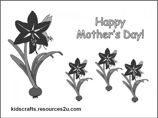Free Mothers Day Cards For Kids To Color  Mothers Day Cards To Color  Squidoo  Welcome To Squidoo