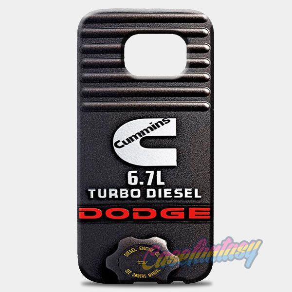 Dodge Cummins Turbo Diesel Samsung Galaxy S8 Case | casefantasy