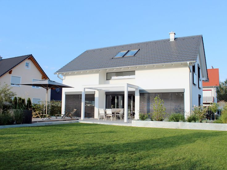 architektenhaus von 2p raum und lehner haus planung. Black Bedroom Furniture Sets. Home Design Ideas