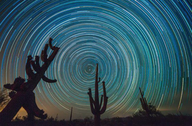Arizona Night Sky by Don Lawrence | Breathtaking Photos of Starry Night Skies