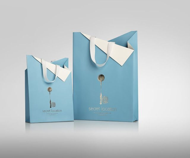 Secret Location Concept Store - shopping bag