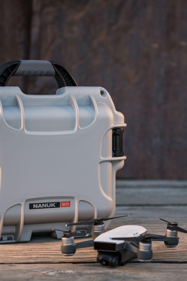 Cameracases Nanuk Travelaccessories 905 Case 925 Padded Divider Insert For Dji Spark