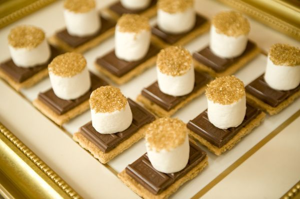 New Years Eve s'mores