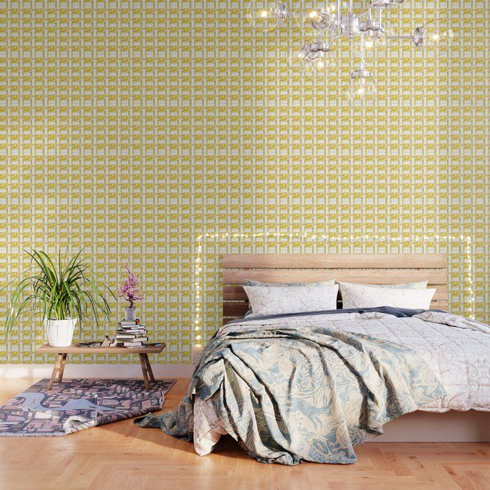 Chain Gold 1 Wallpaper By Wagnerps Pattern Wallpaper Peel And Stick Wallpaper Black And White Wallpaper