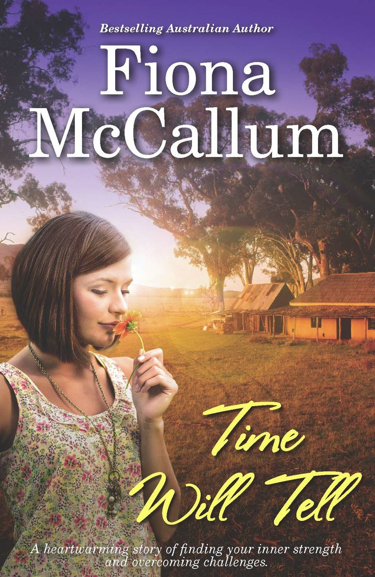 Time Will Tell by Fiona McCallum #buttonjar