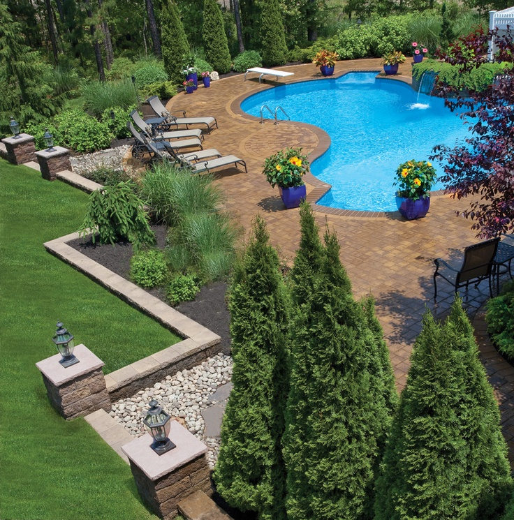 34 best images about pools garden on pinterest play sets for Garden pool facebook