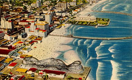 The Pike From Air Long Beach California 50 S I Was Here In