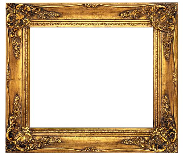 Declarative image throughout printable frame