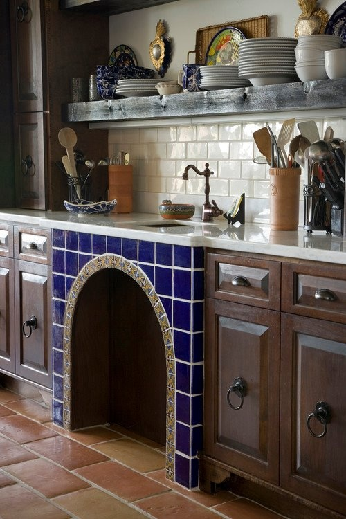 Spanish Kitchen Design, Pictures, Remodel, Decor And Ideas   Page 2