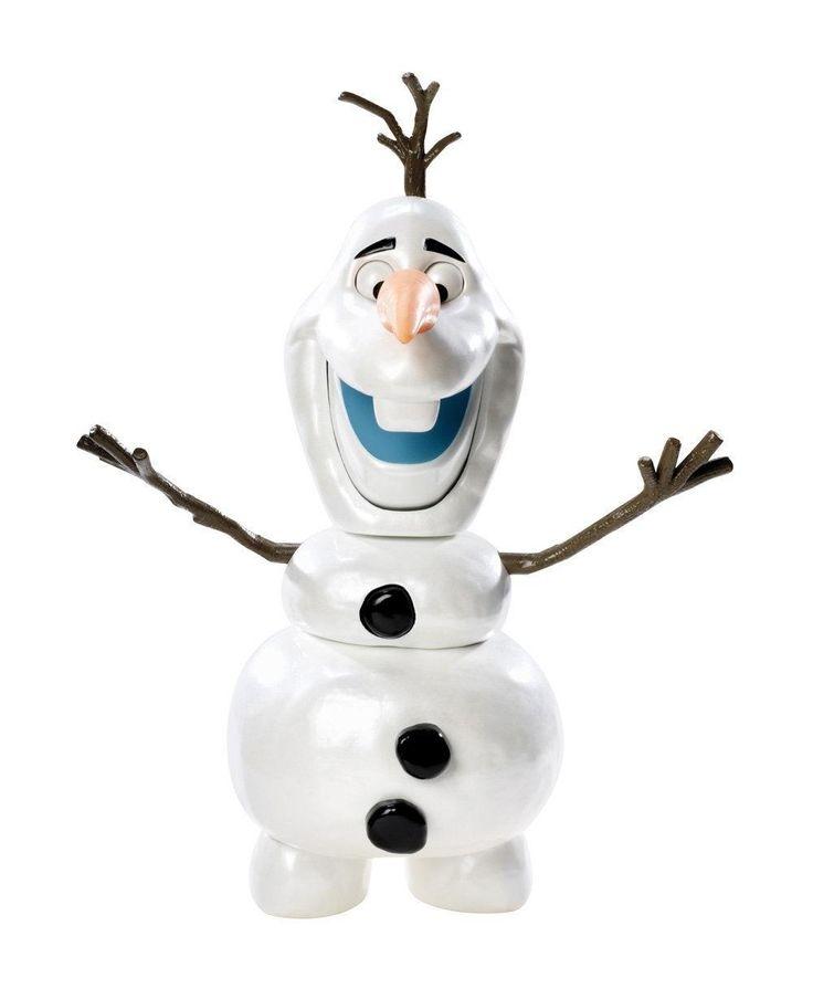 Mattel Mattel, Disney Princess, Кукла-снеговик Олаф
