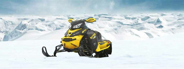 Ski-Doo Snowmobiles USA: Snow Sleds for Sale by BRP