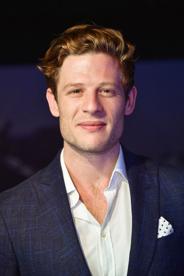 WATCH: Happy Valley Star James Norton Gets Confessional | Marie Claire