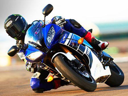 2013 Yamaha YZF R6 600cc Sport Bike Motorcycle