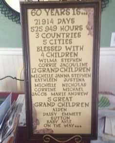 60th Wedding Anniversary Gift - http://weddingx.pw/60th-wedding-anniversary-gift/