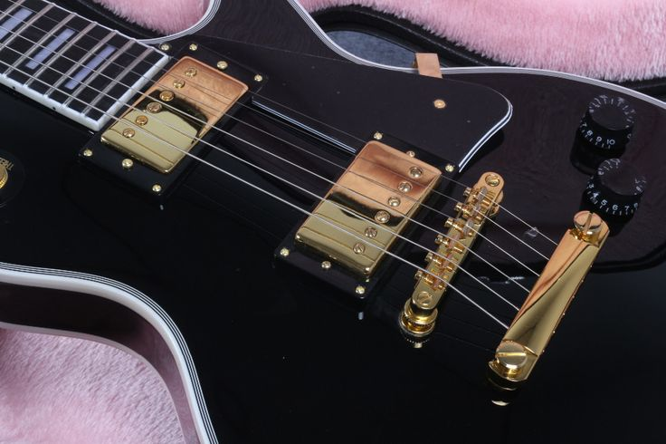 Best Price - New Style 50th Anniversary 1960 LP Black Custom electric guitar Free Delivery Ebony guitar Rose guitar Free Deliver