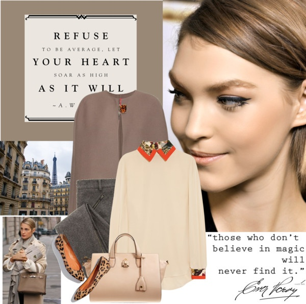 """""""Be fabulous, always"""" by hil4ry ❤ liked on PolyvorePolyvore Sets"""