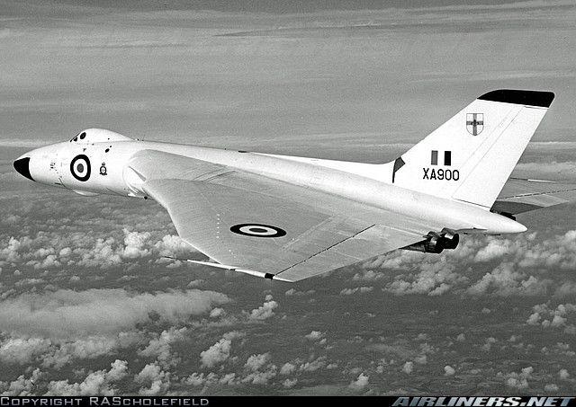 Avro 698 Vulcan B1 aircraft picture