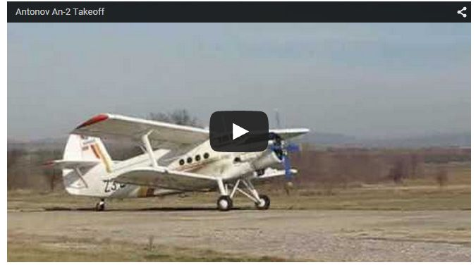 The Plane that can Fly backwards