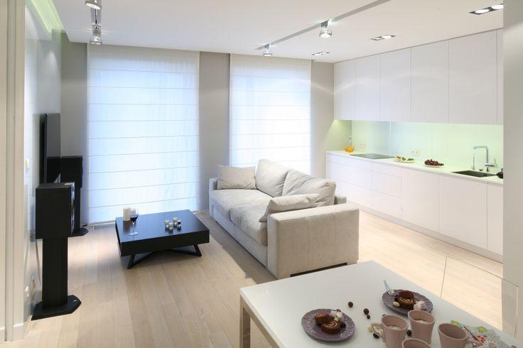 Jasny salon: 10 pięknych wnętrz z polskich domów  - zdjęcie numer 10