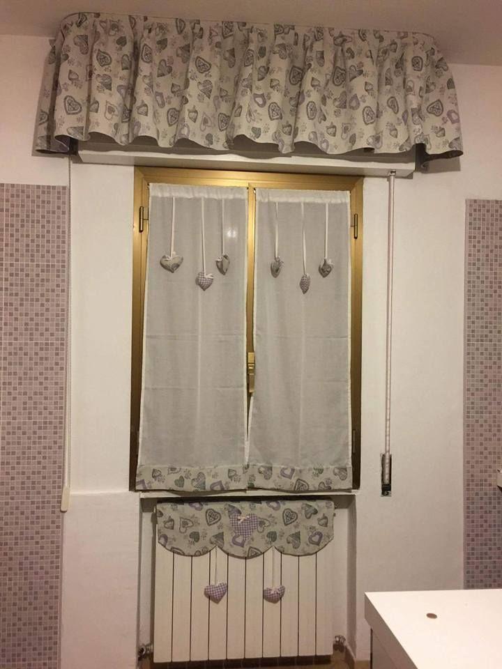 Oltre 25 fantastiche idee su tende della finestra del - Tendine per cucina ...