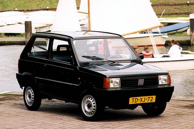 Fiat Panda 900