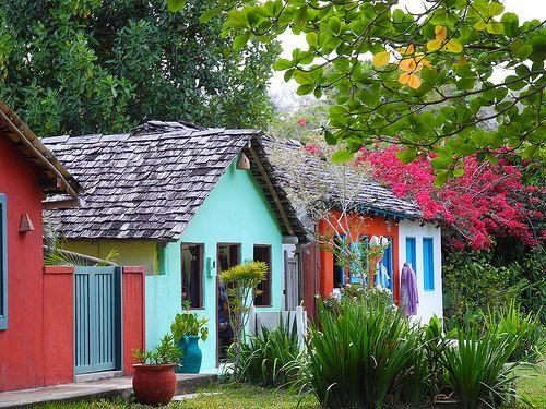 Trancoso, Estado da Bahia, Brasil.