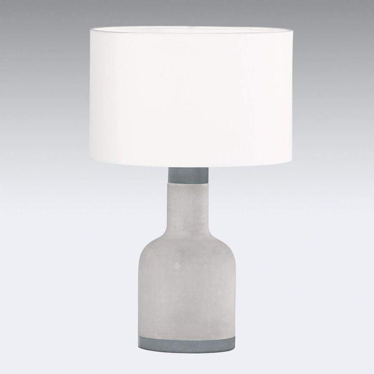 Nachttischlampe Schirm Moderne Leuchten Tischlampe Eckig