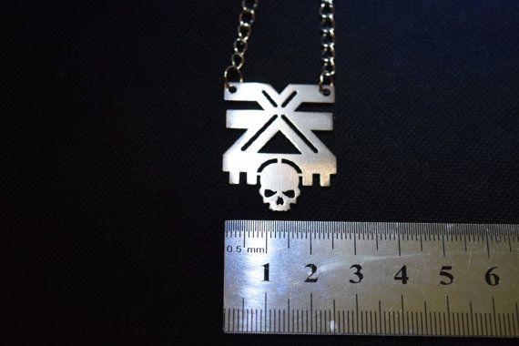 Price 1,9 $ usd. The Mark of Khorne Pendant Stainless Steel от Warhammer40kShop