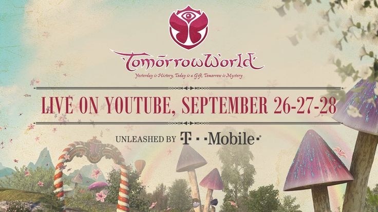 Tomorrowworld dates in Sydney