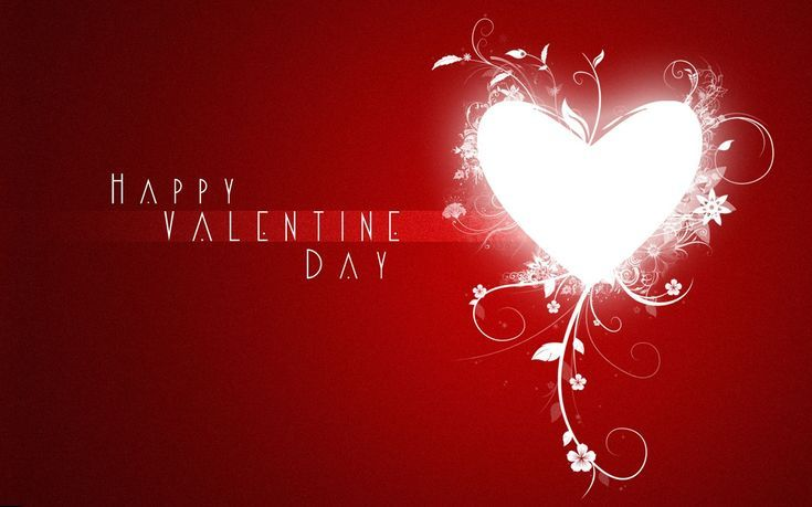 17 Romantic Wallpapers Just In Time for Valentine's Day: Happy Valentine's Day by eWallpapers