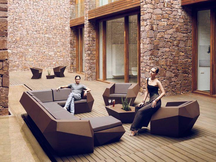 Faz collection, outdoor furniture