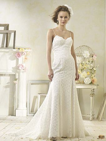 Alfred Angelo Bridal Style 8528 from Full Collection