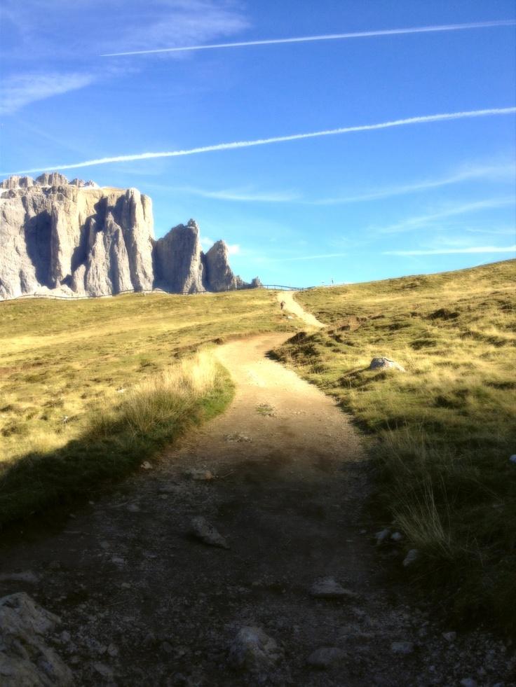 Paradise Road - Dolomiti