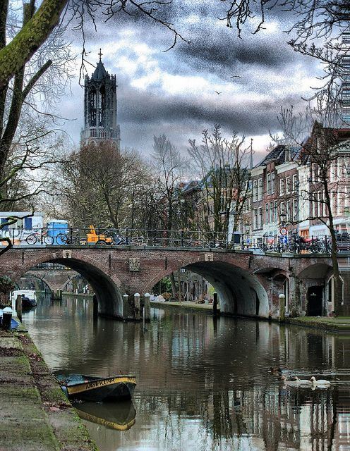 Utrecht by Sobore