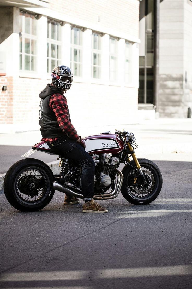 Honda CB1100 Cafe Racer  https://bikebrewers.com/honda-cb1100-cafe-racer/