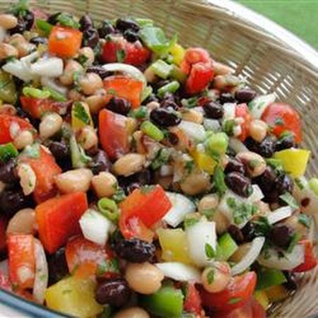 Texas Caviar (Weight Watchers 0 points)