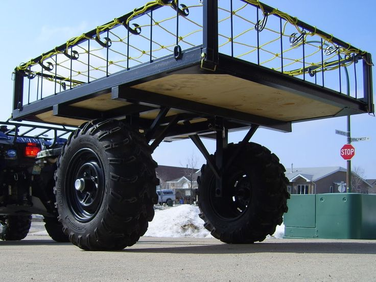 Off-Road ATV Trailer | High Lifter Forums